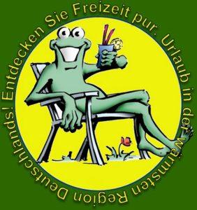Rastatter Freizeitparadies das Logo